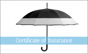 We can provide a Certificate of Insurance for your Atlanta headshot session.