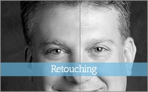 Your Atlanta headshots are professionally retouched.